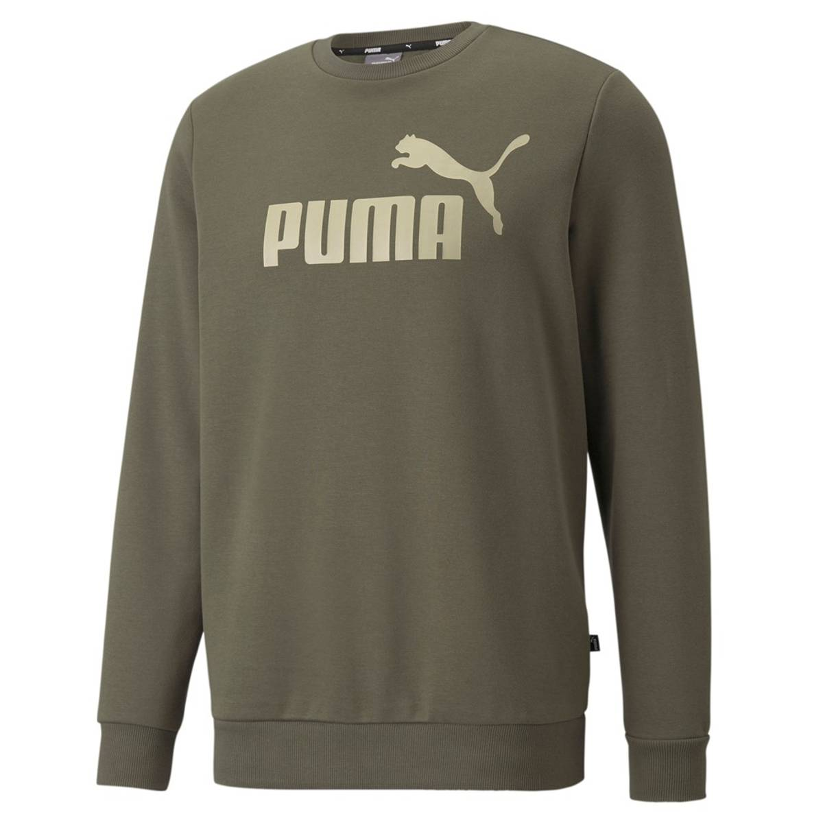 Puma ESS Big Logo Crew FL